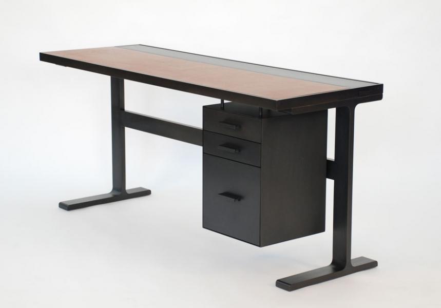 Desk Desk with Cabinet