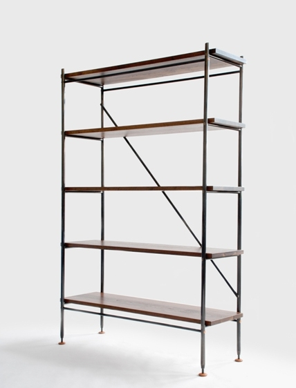 Hardwood Shelving Walnut Shelving