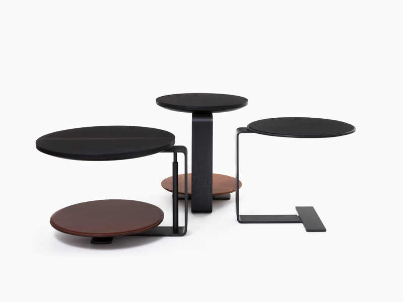 Occasional Table Echo Side Tables + Solist Side Table