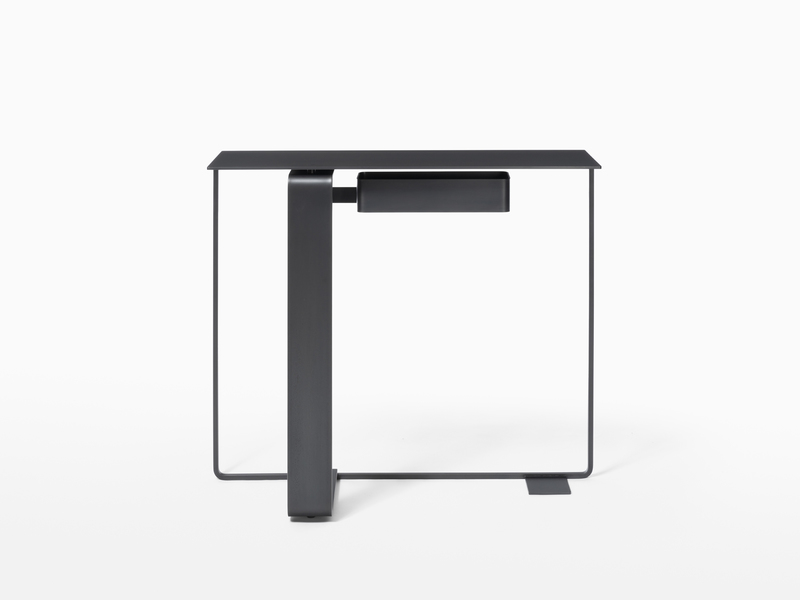 Console Console One - Black Steel