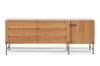 Hardwood Credenza