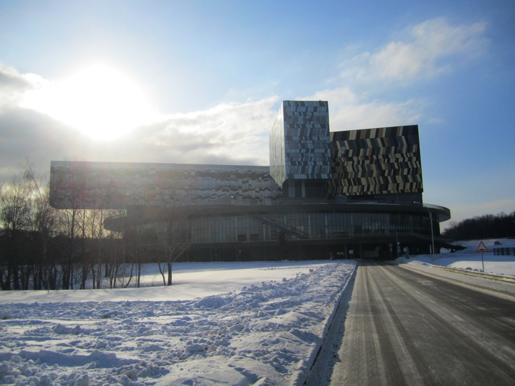 viewsheds Skolkovo