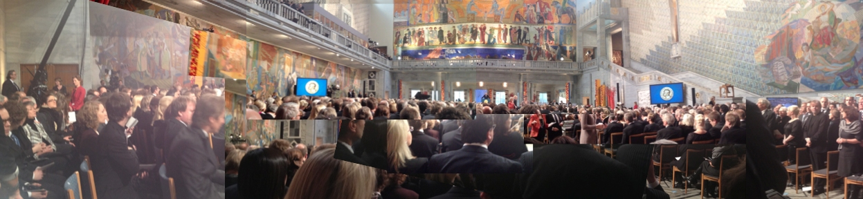 viewsheds Nobel Prize Ceremony