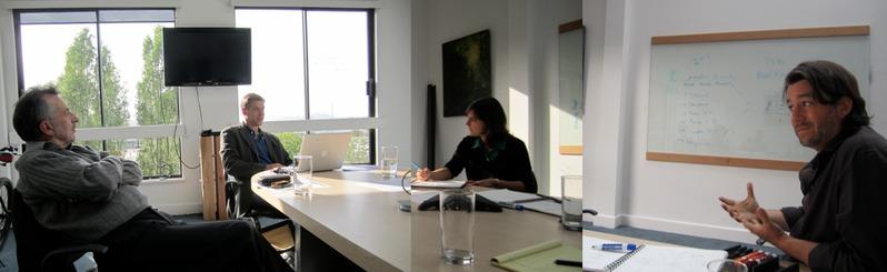 StudioPolar viewsheds May 2011