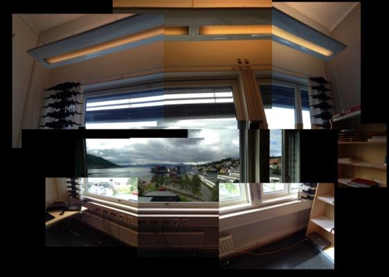 StudioPolar viewsheds July 2012