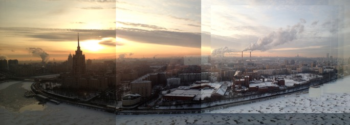 StudioPolar viewsheds February 2012