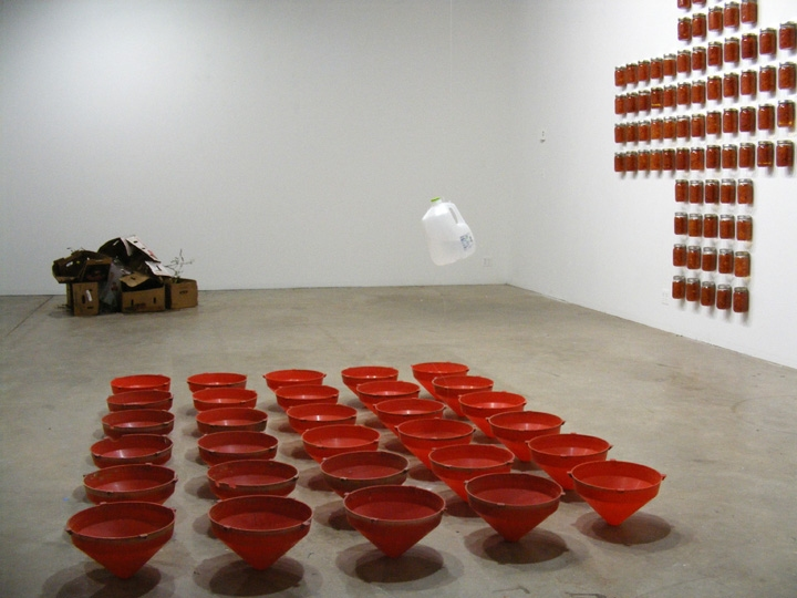 Other  (non-MOCS) Projects nourish (installation view)