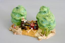 Rosemarie Fiore Ceramics fired stoneware