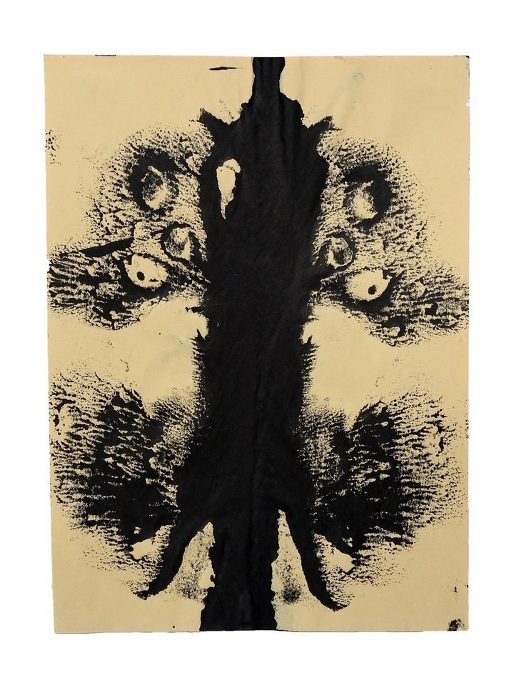 Strange Figurations  Strange Figurations ink on paper