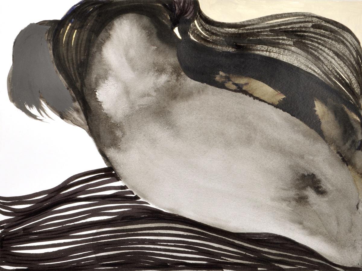 Ink Drawings 2010  Ink Drawings 2010 ink, acrylic, bleach & marker on paper
