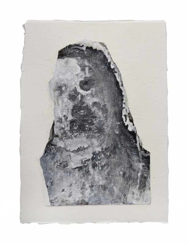 Collaged Portraits (series)