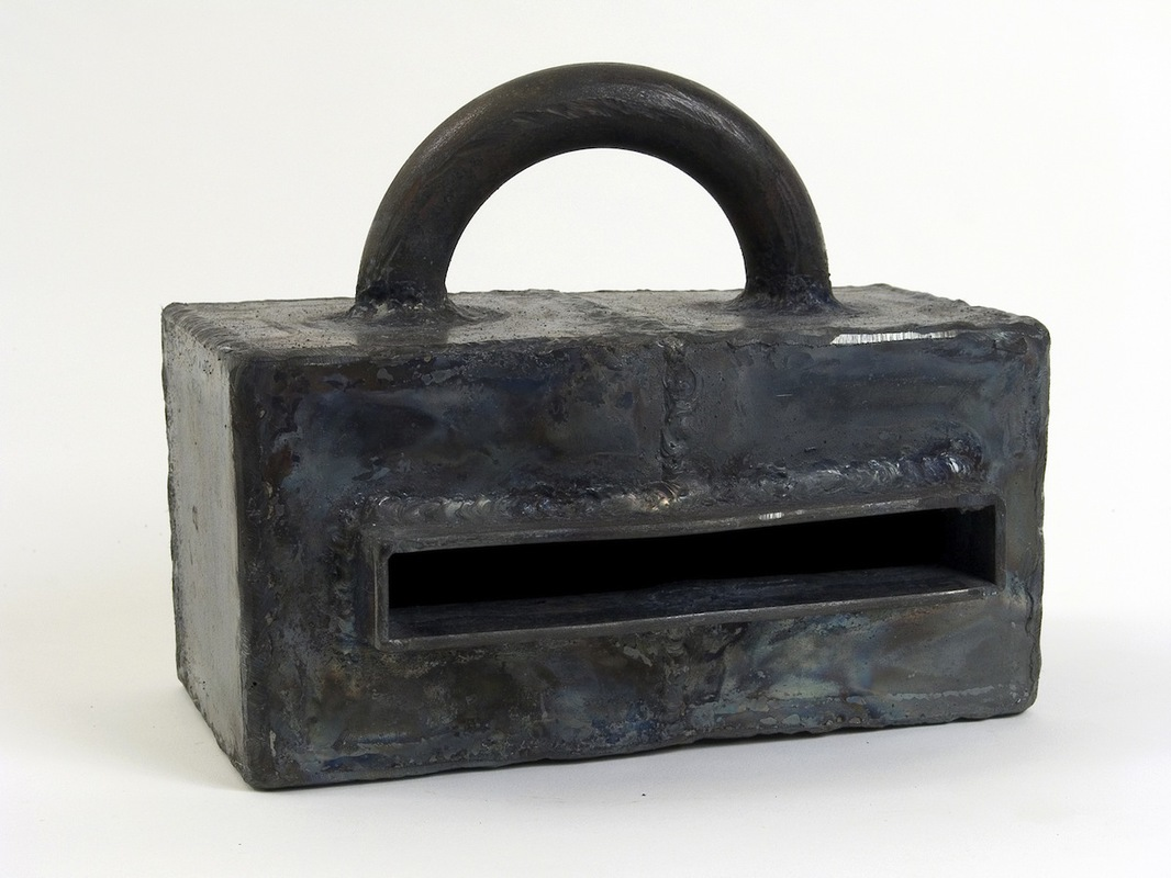 Boxes With Handles welded steel