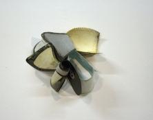 Sara Hubbs 2009 Carlos Santana, Casual Corner, Chinese Laundry shoe soles & adhesive