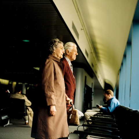 Adam Shemper  airport people, 1997-2002