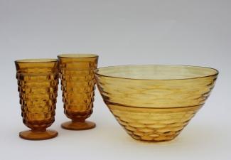 Nanda Soderberg Randome recycled glass magic Blown found glass