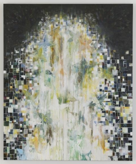 Steven Bindernagel Paintings Acrylic on canvas