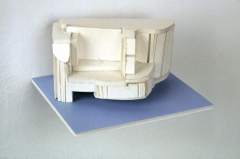Tamara Zahaykevich Early Foam core and glue