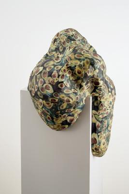 Tamara Zahaykevich Ped Heads Spray foam, insulation, decoupage