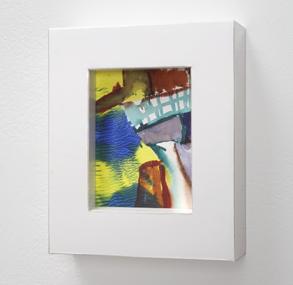Tamara Zahaykevich Brite Ideas Foam board, spray paint, watercolor