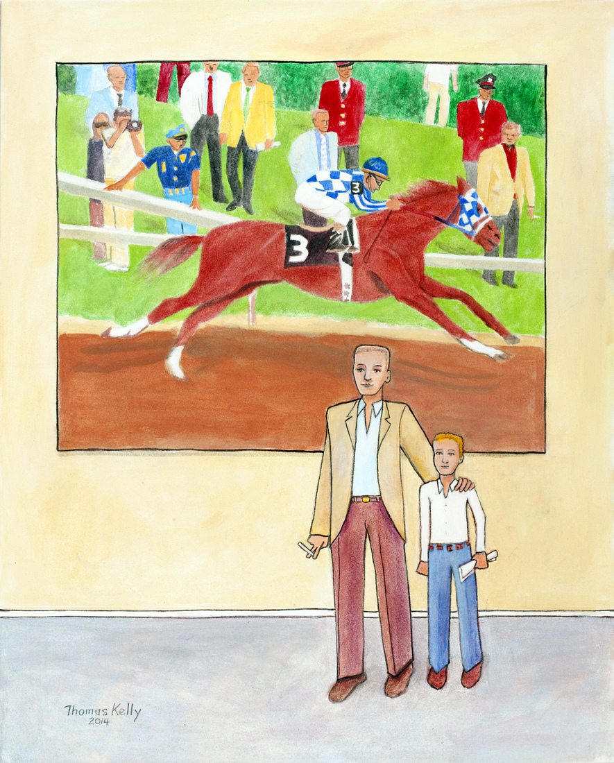 Series: Sports Icons Secretariat