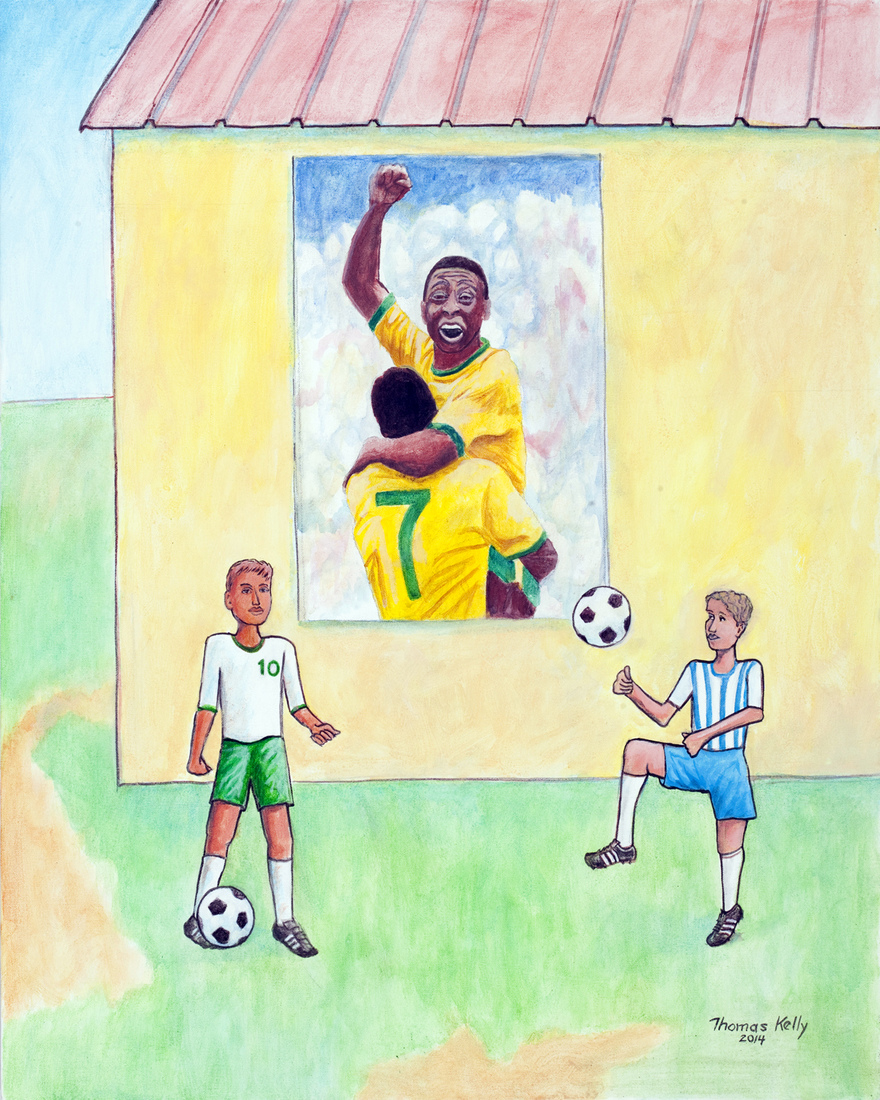Series: Sports Icons Pele