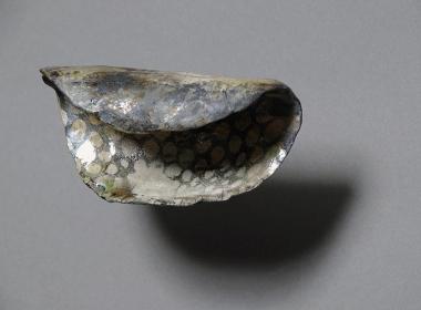 Tomoko Amaki Abe Ceramic Works 1 raku clay, oxides, glazes