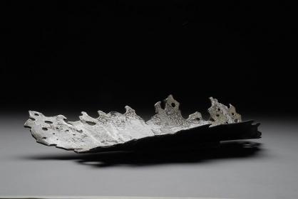 Tomoko Amaki Abe Ceramic Works 1 raku clay, raku glazes