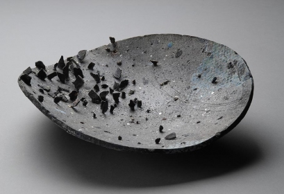 Tomoko Amaki Abe Ceramic Works 1 paper clay, oxides