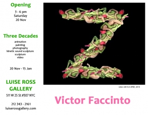 Victor Faccinto 2010 Exhibition