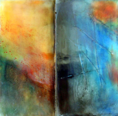 Wendy Aikin Image Gallery 2 Encaustic Mixed Media