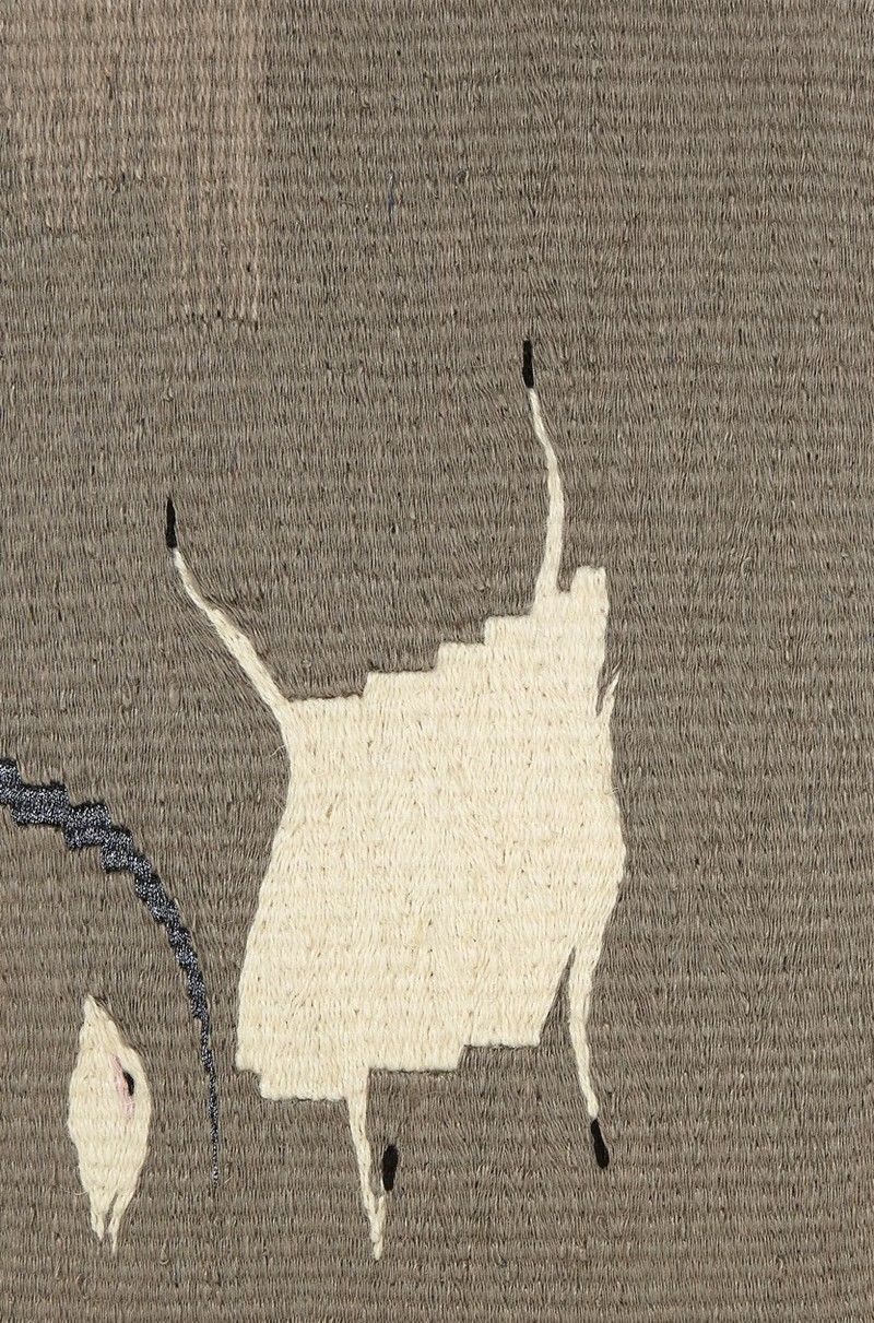"TAPESTRIES: THE STORY OF JOSEPH ""And they took Joseph's tunic and slaughtered a kid . . ."" (Gen. 37:31)"