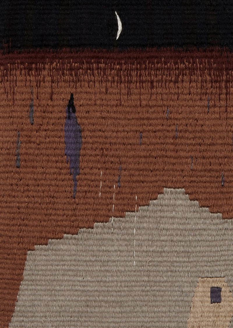 "TAPESTRIES: THE STORY OF JOSEPH ""And the Lord saw that Leah was despised . . .""  (Gen. 29:31)"