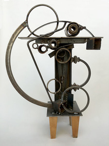 Bruce Rosensweet TECHNOLOGY Steel and cast iron scrap, wood