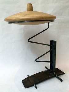 Bruce Rosensweet FURNITURE Found objects, welded steel