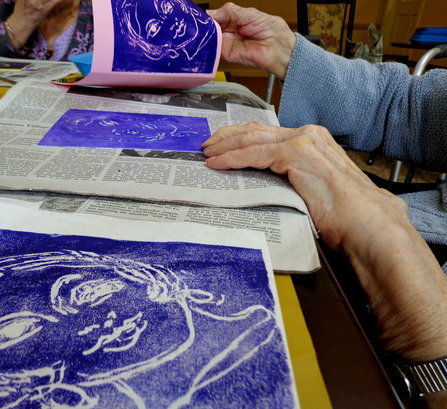 Creative Aging Arts Independent Living Facilities