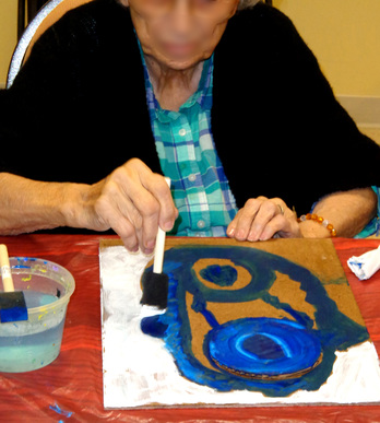 Creative Aging Arts People with Dementia