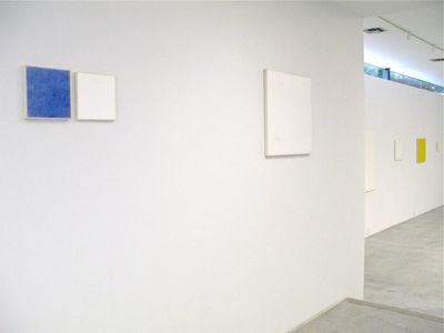 Daniel Levine 2010 - Paintings - Sonja Roesch Gallery