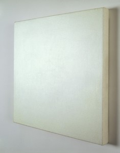 Daniel Levine 1990-1992 acrylic on cotton