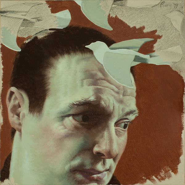 Edward POVEY Recent Paintings Oil and graphite on canvas