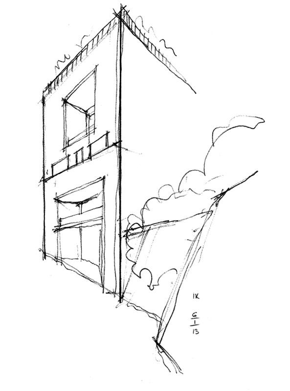 Igor Kochovski Sketches 2013