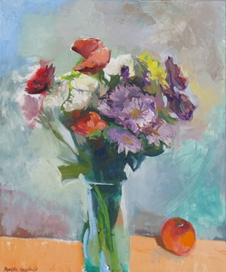 Martha Hayden GIFT SUGGESTIONS oil on linen