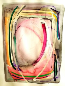 Melinda Zox  Works on paper 2012-2018 Watercolor, Gouache, Ink, Charcoal, on Cold Press Paper