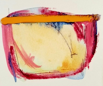 Melinda Zox  Works on paper 2012-2019 Watercolor, Gouache, Ink, Hot Press Paper