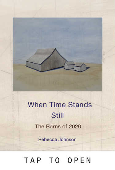 Rebecca Johnson Painting and Sculpture seven new barns