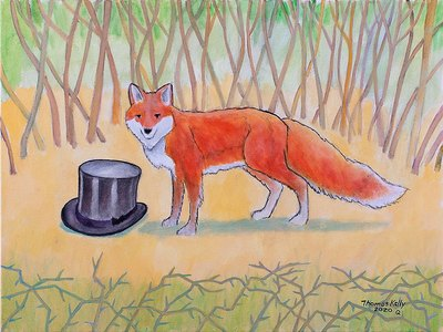 Top Hat and Fox